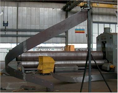 Stair Stringers Meister Stahlbau Ag